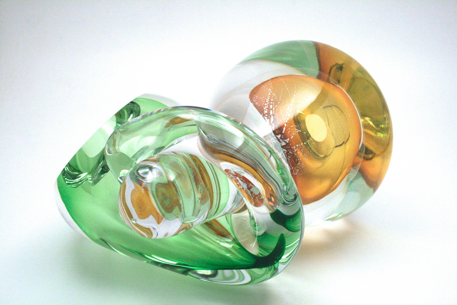 JvdB_Emerald Delight 30 x 21 cm (verkocht)